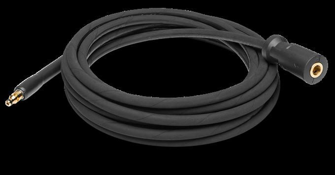Prodlužovací hadice s ocelovou výztuží, 10 m