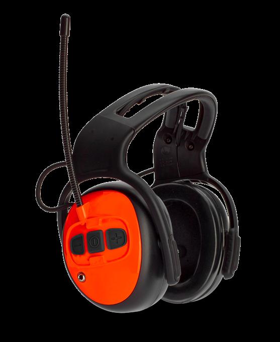 Chrániče sluchu s FM rádiem